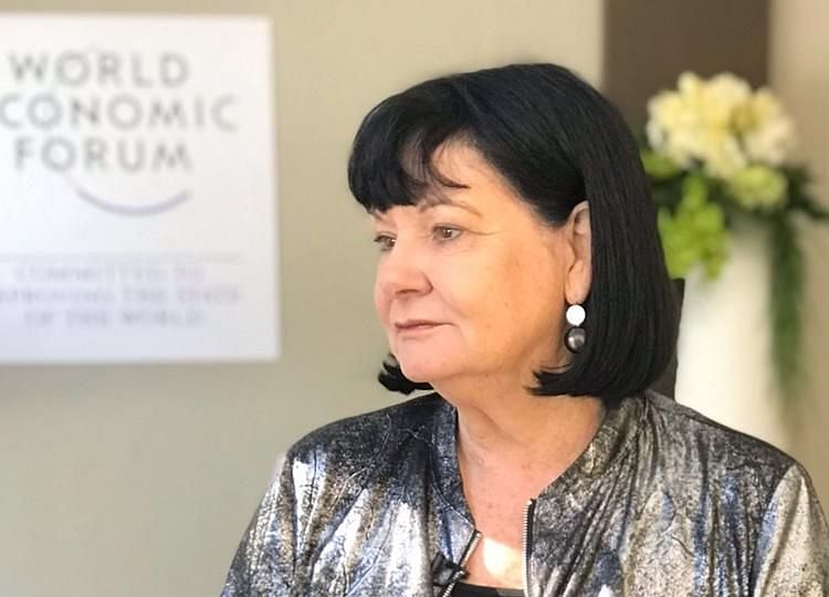 Davos 2020: Business As Usual Will Fuel An Age Of Anger, Says Sharan Burrow