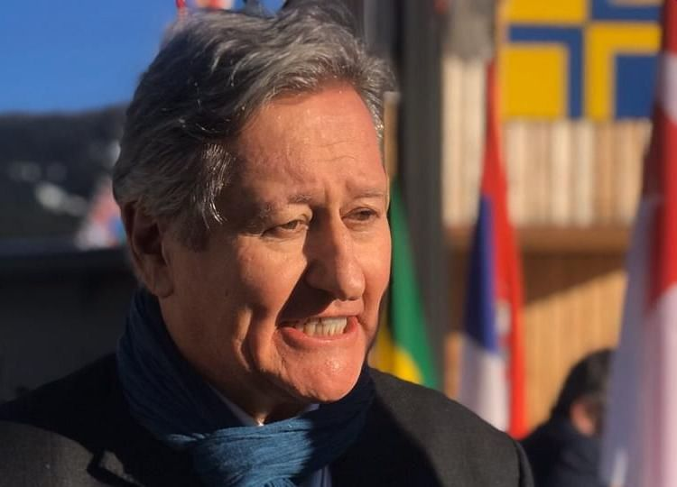 WEF Davos 2020: Tech Cold War Can Turn Internet Into 'Splinternet', Says John Chipman