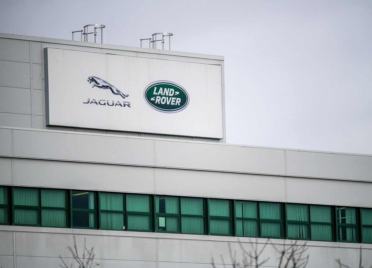 Jaguar Land Rover Profit Jumps As China Paces Recovery