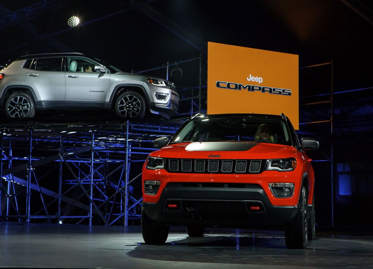 Fiat Chrysler India Expands Jeep Compass Range With Diesel Automatic Variants