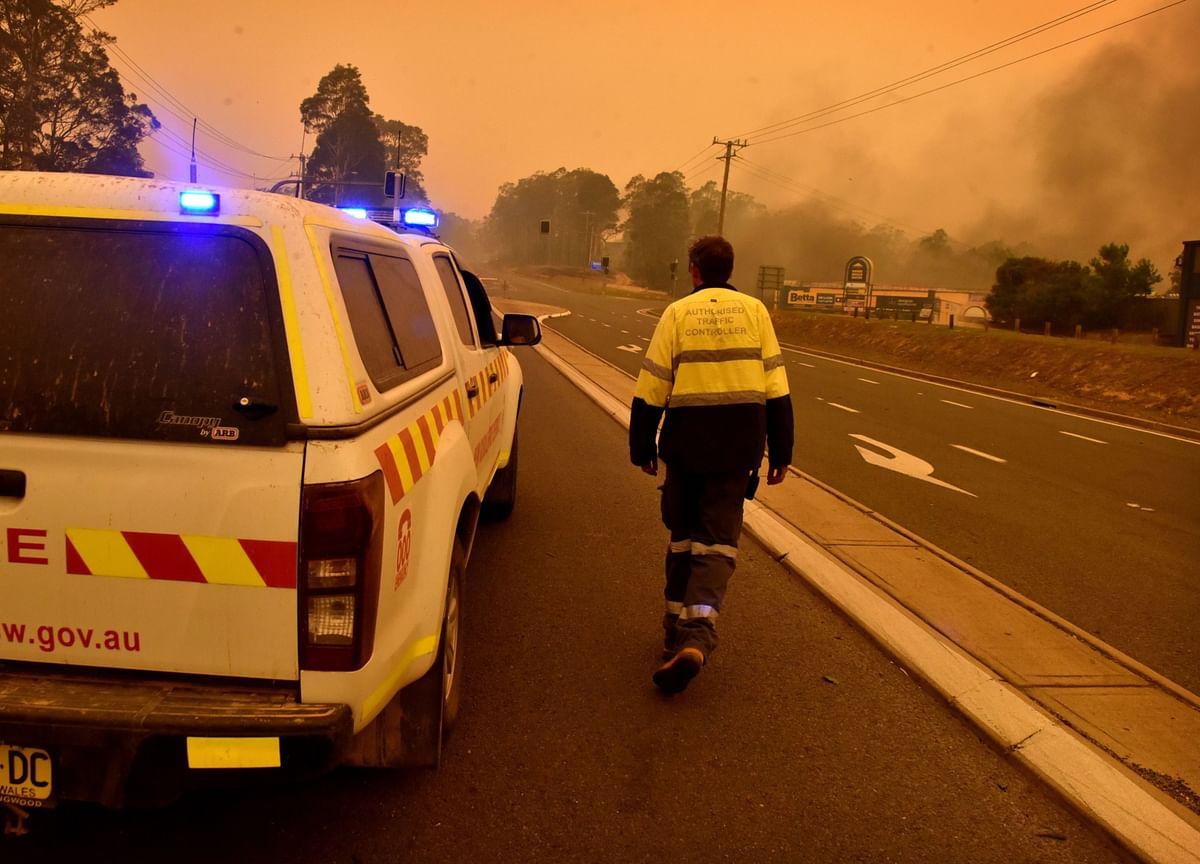 Australia Scrambles Military as Wildfire Death Toll Climbs