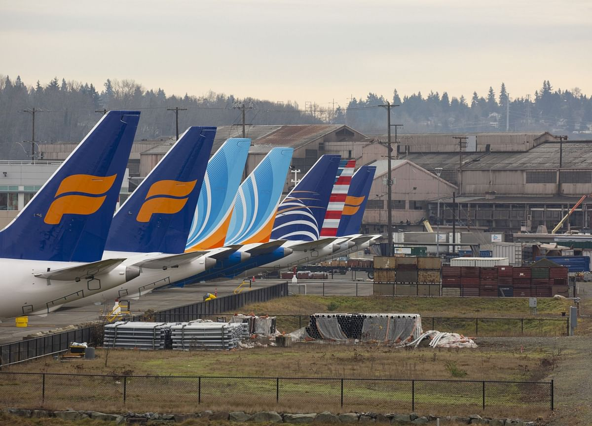 Boeing Sees 737 Max Return Slipping to Midyear, Adding to Strain