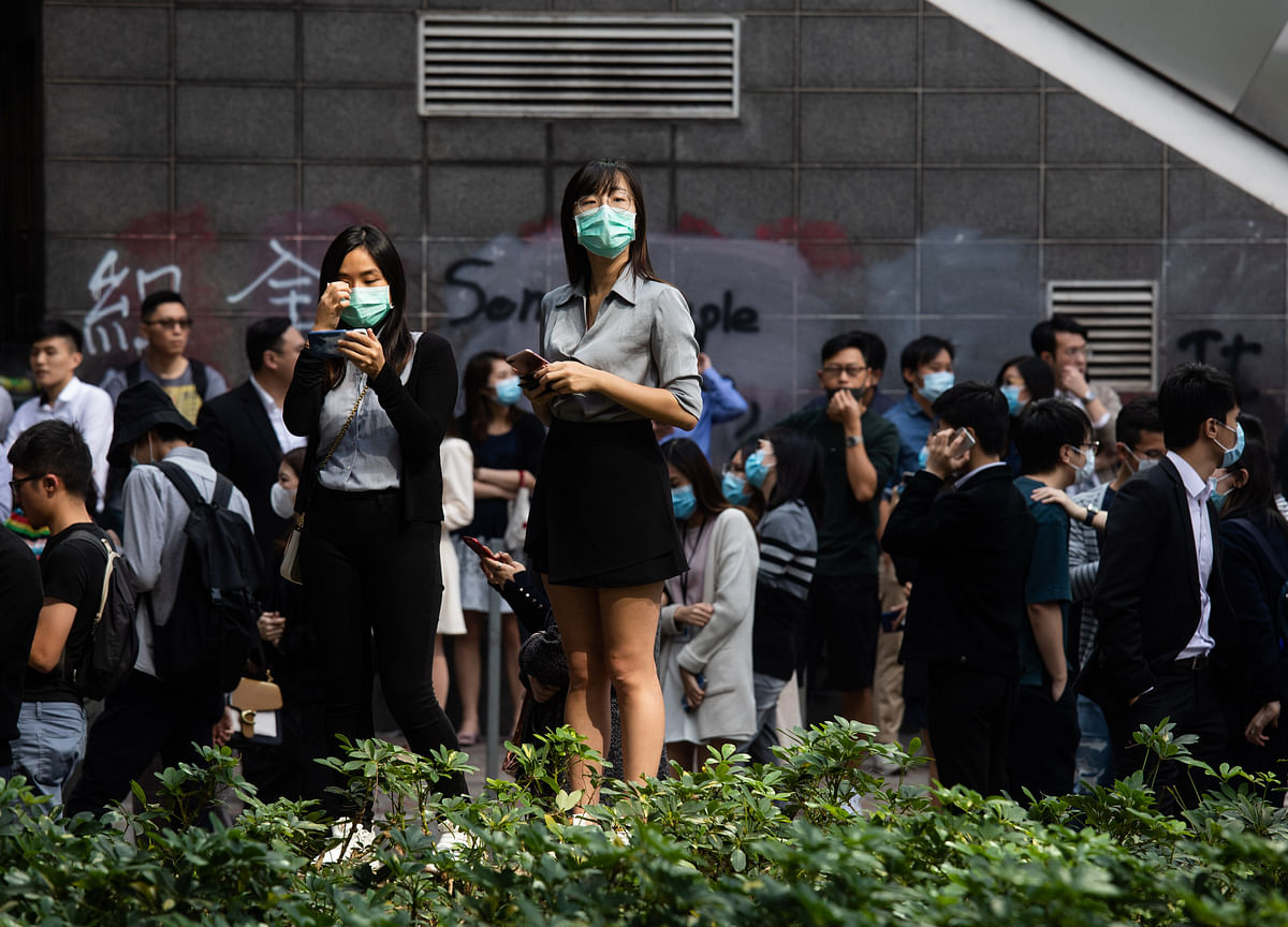 Hong Kongers Are More Depressed Than Ever After Months of Unrest