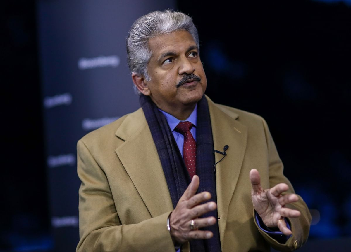 WEF Davos 2020: Anand Mahindra Says Indian Economy Undergoing 'Detoxification'