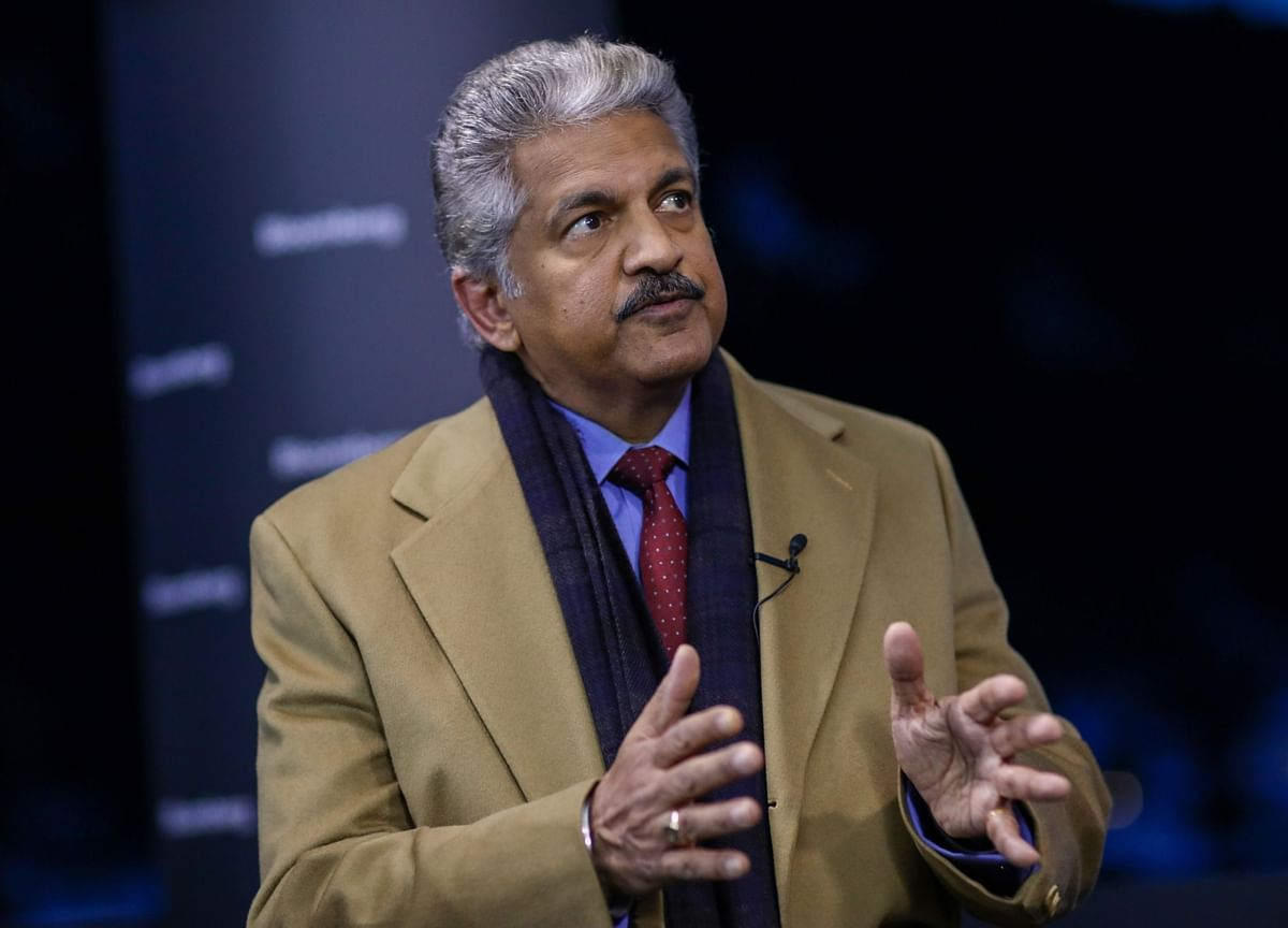 Print Money If Need Be To Help India's Poorest: Anand Mahindra To Government