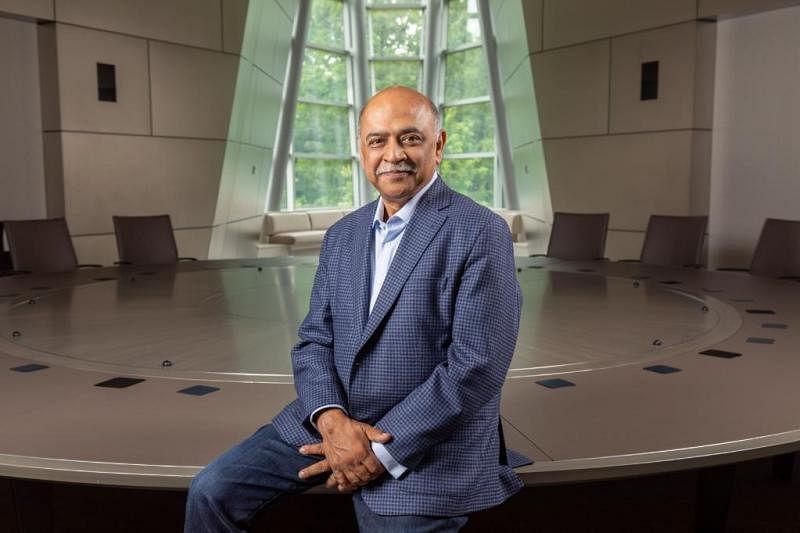 Arvind Krishna. (Source: IBM's official Linkedin account)