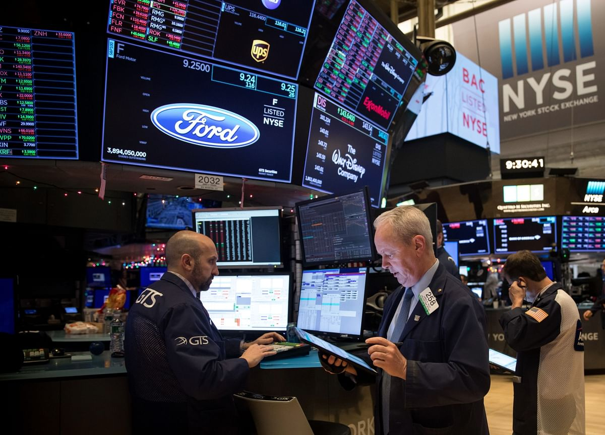 Tech Leads U.S. Stocks to Opening-Day 2020 Rally: Markets Wrap