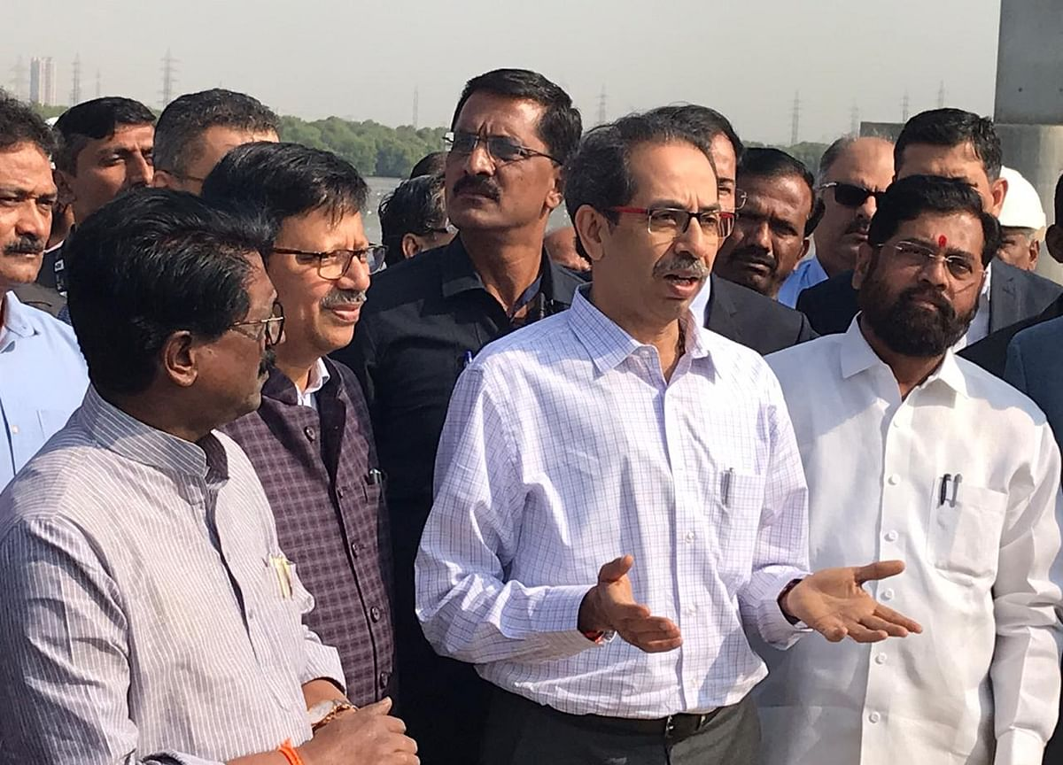 Mumbai Trans-Harbour Link May Be Ready Before 2022 Deadline, Says Chief Minister Uddhav Thackeray