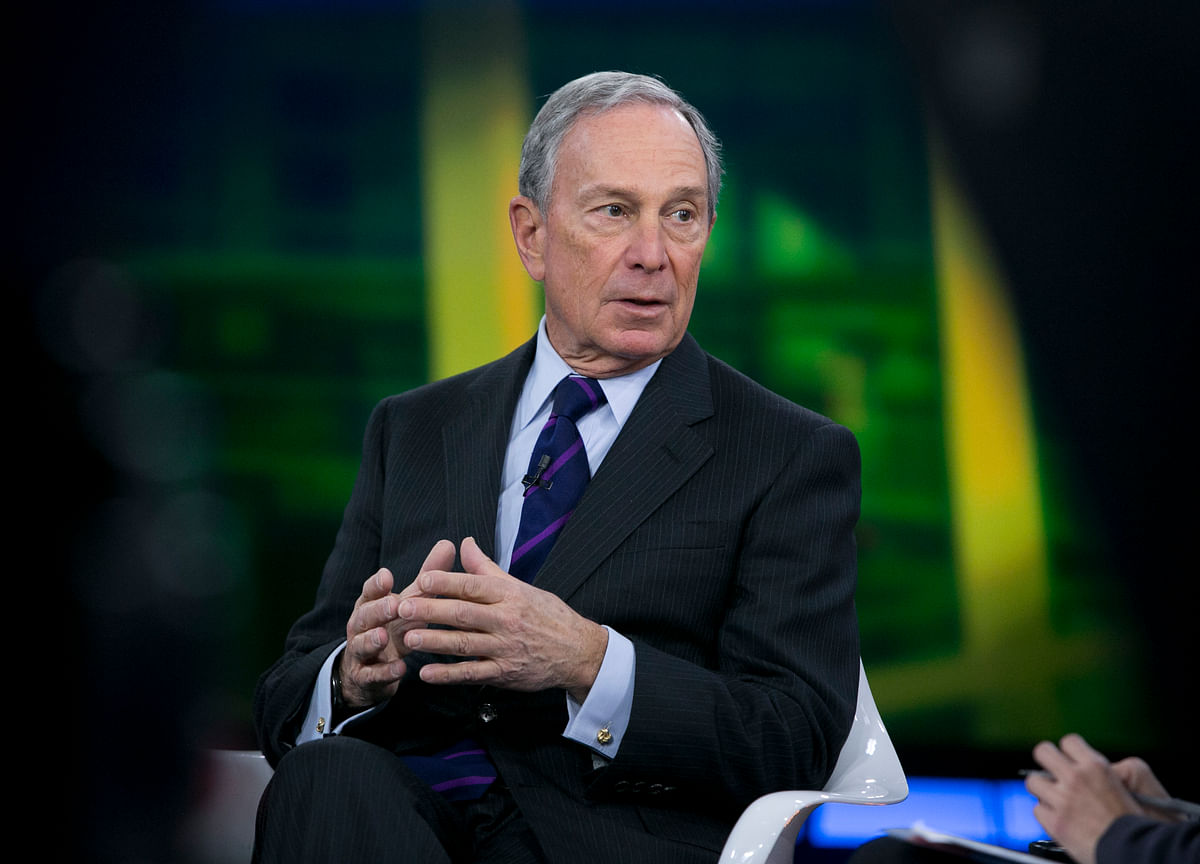 Bloomberg Will Spend to Beat Trump, Even If He's Not the Nominee