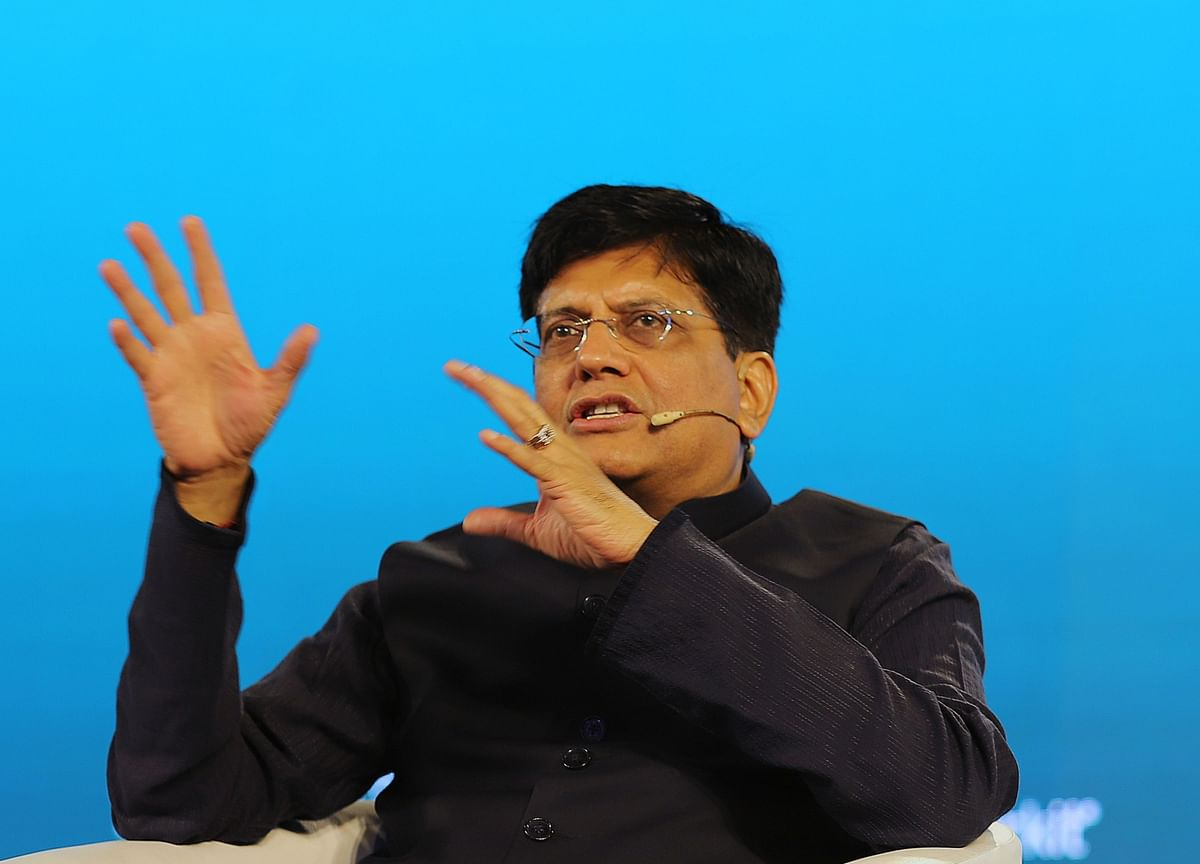 Davos 2020: Need To Have Fairer, More Equitable Terms In Trade Relations, Says Piyush Goyal