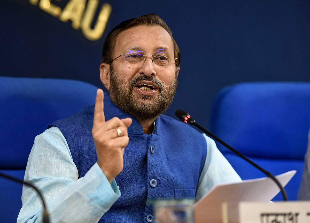 Javadekar Exhorts State-Run Firms To Select 'Genuine' NGOs For CSR