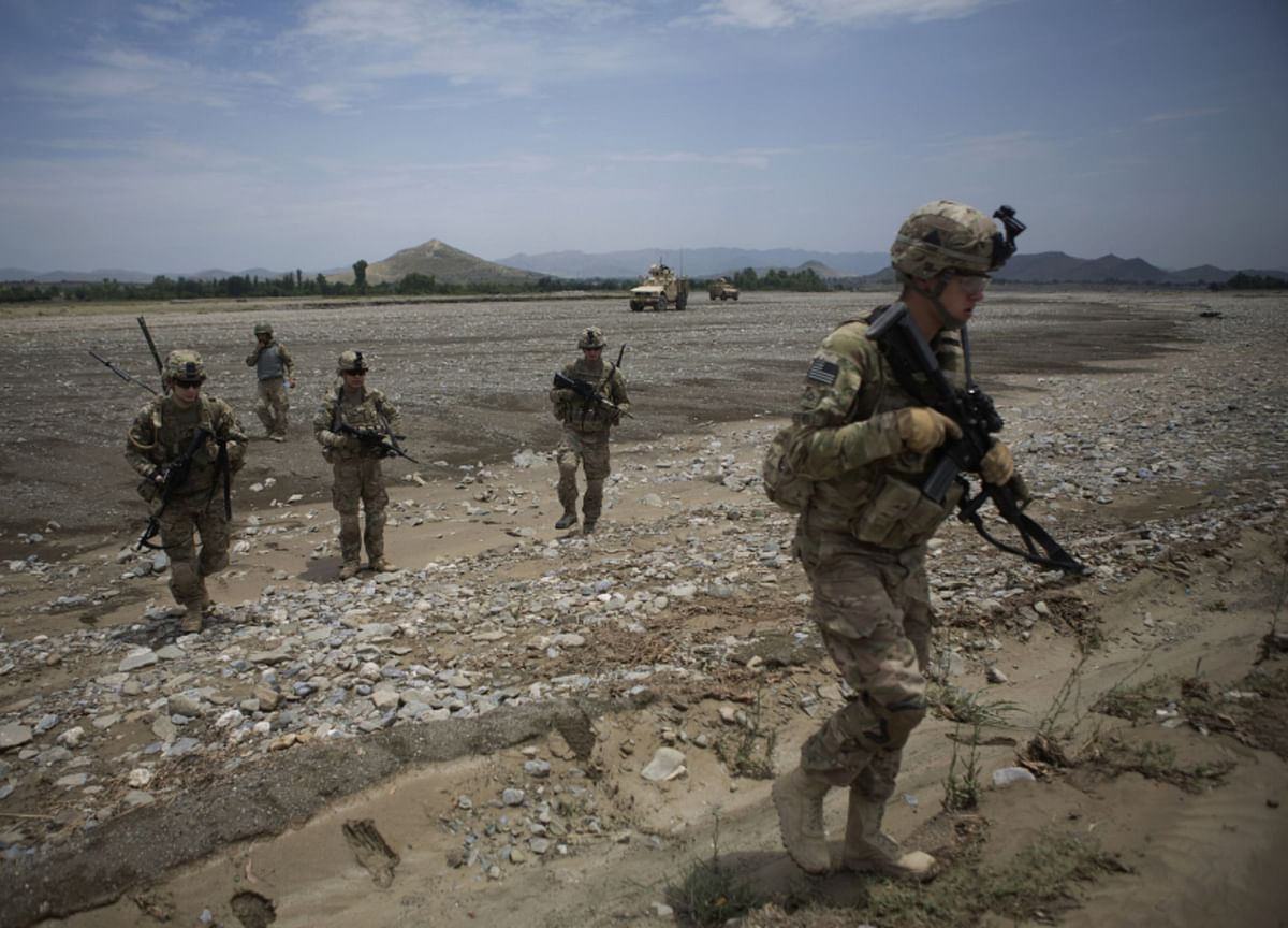 U.S. Effort in Afghanistan Worse Than 'D-Minus,' Watchdog Says