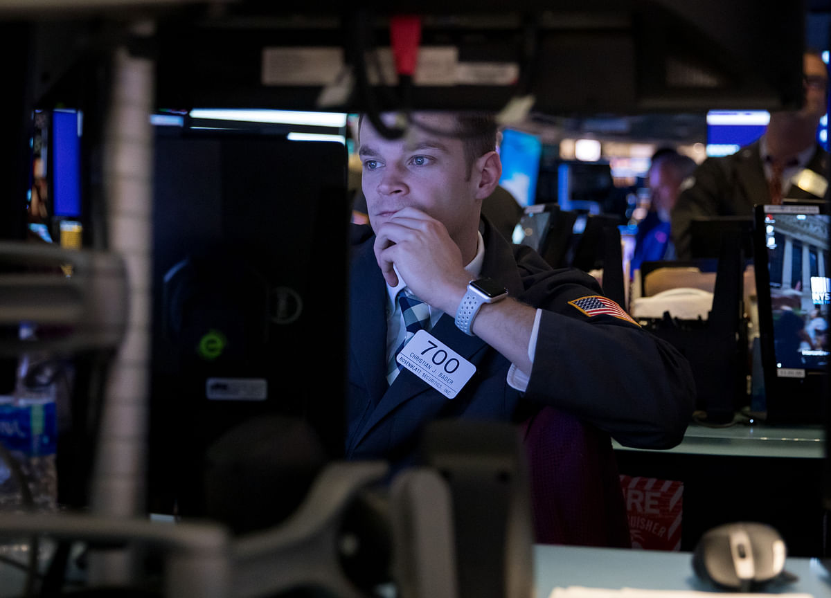 Earnings Are Set to Drop Again. Investors Seem Fine With That