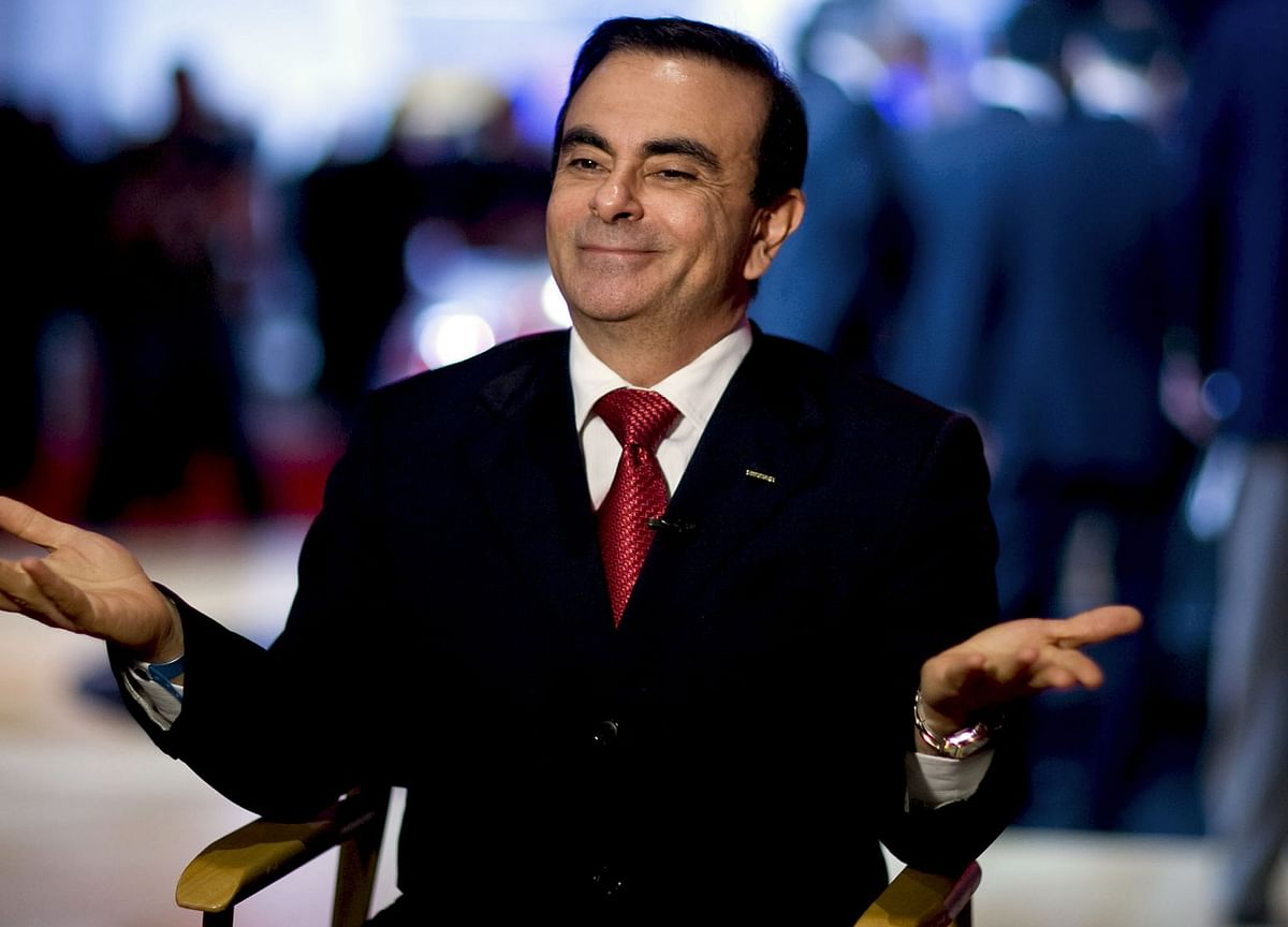 Ghosn Attacks the System That CrownedHim