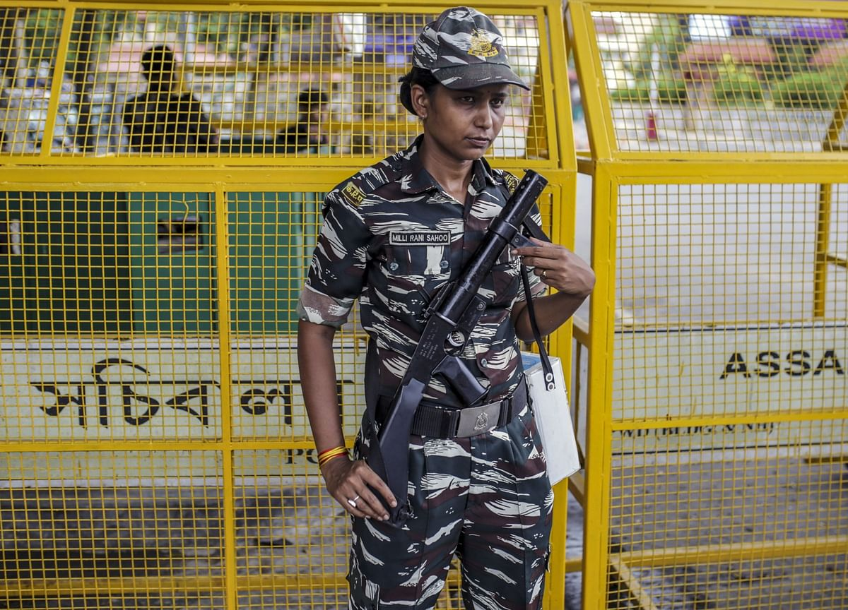 AFSPA Extended For Six Months In Assam