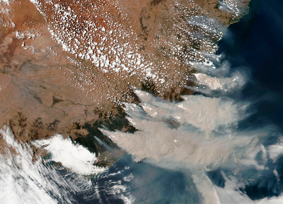 Bushfires Reap What Australia's Carbon Exports Have Sown