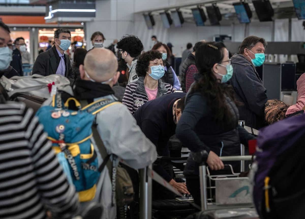 Unprecedented China Travel Bans Leave Thousands Stranded