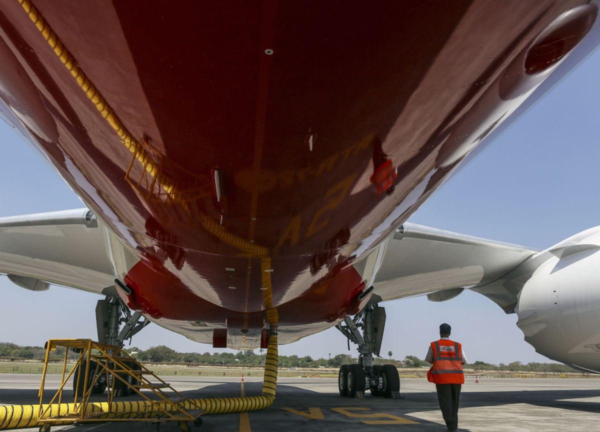 Coronavirus: Air India Jumbo Plane Ready For Evacuation Of Indians From Wuhan
