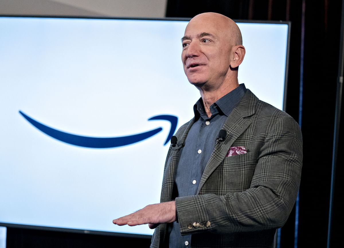 Jeff Bezos Speaks About Amazon's Failures, Evolution And $1-Billion Investment On Indian SMEs