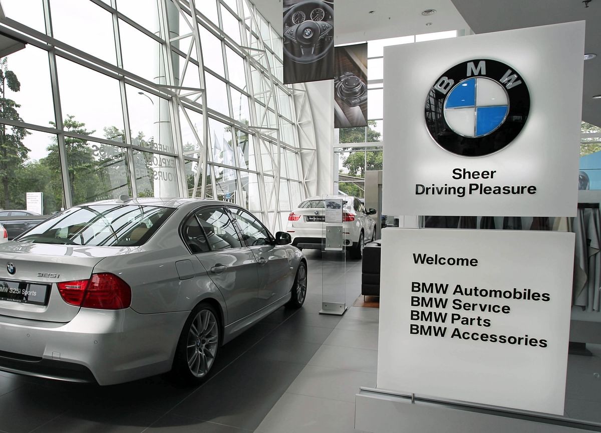 What Auto Slump? BMW Sees Another Record Year for Car Sales