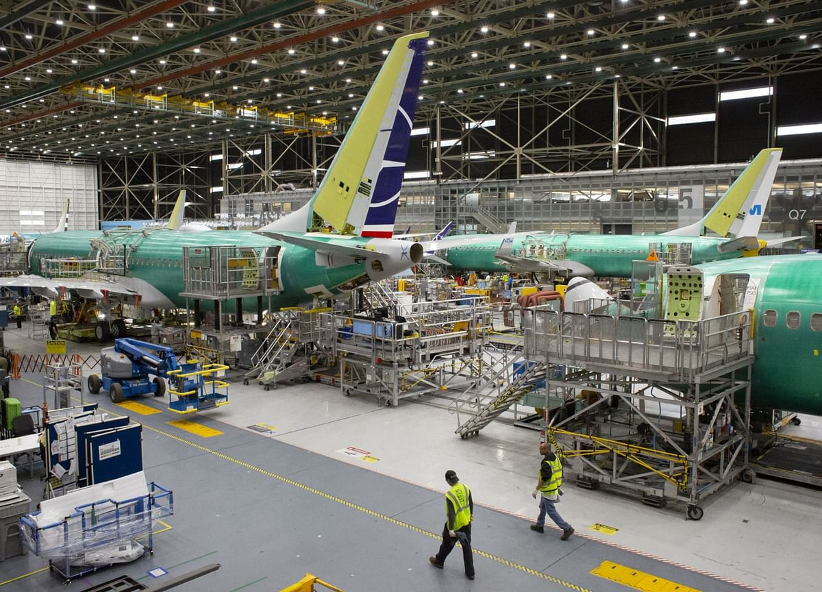 Malaysia Airlines Halts 737 Max Deliveries in Fresh Blow to Boeing
