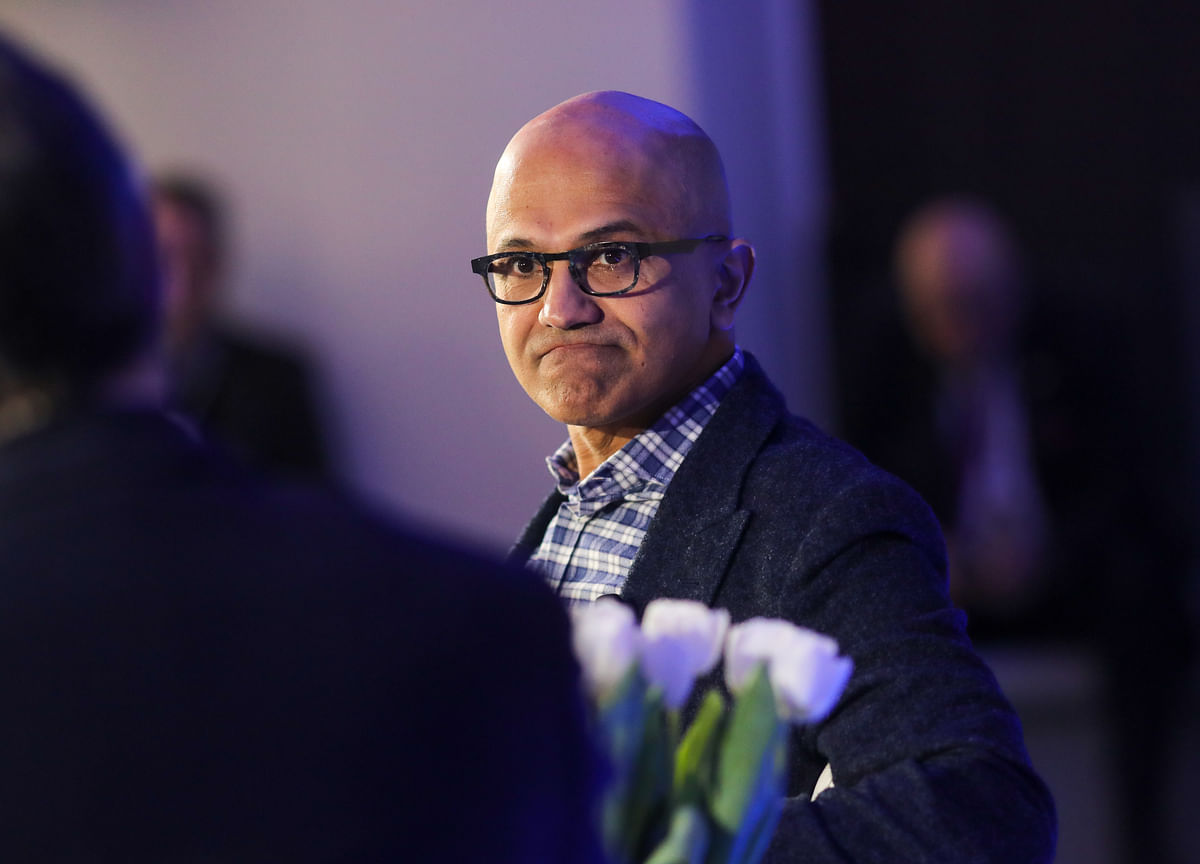 Davos 2020: Time World Recognised Data Dignity, Says Satya Nadella