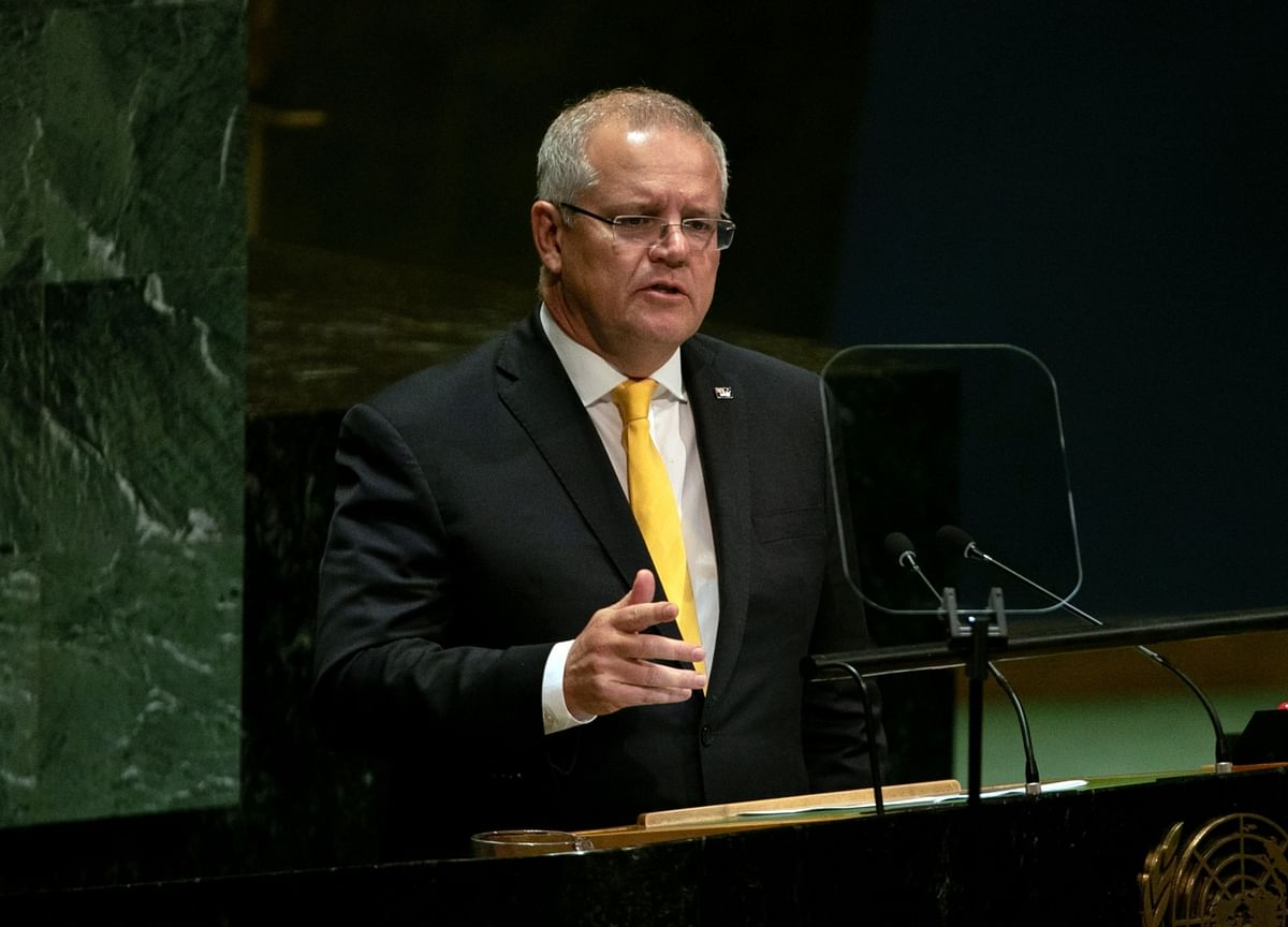 Australian PM Calls Off India Visit Due To Bushfires Back Home