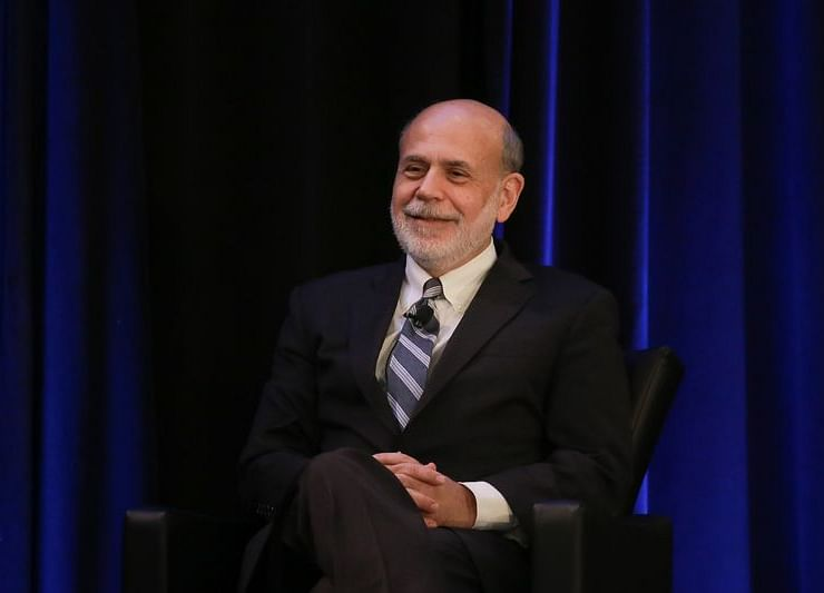 Bernanke Says Fed Has the Tools It Needs to Fight Next Recession