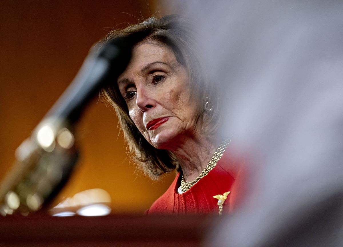 Maybe Pelosi's Impeachment Delay Is Working