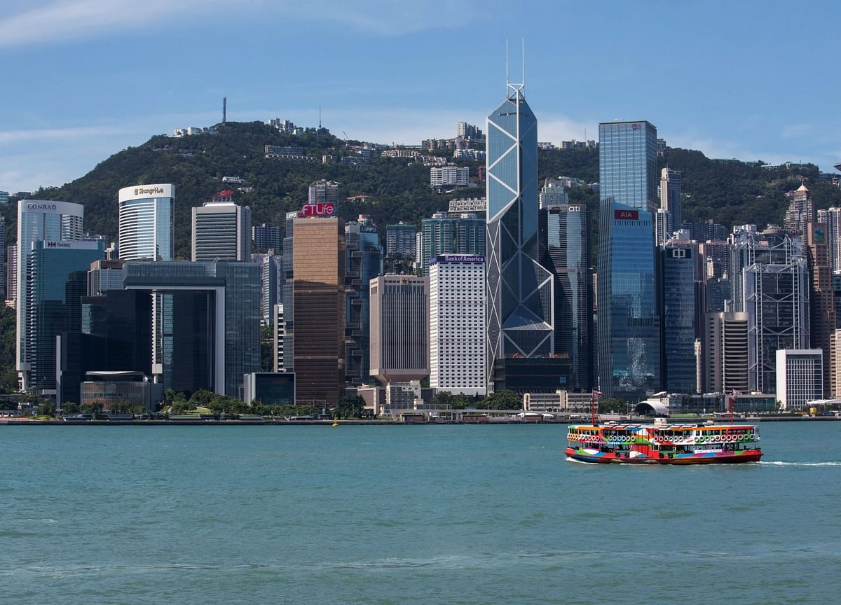 Hong Kong Pins Hopes on Trade, Finance to Restore Economy