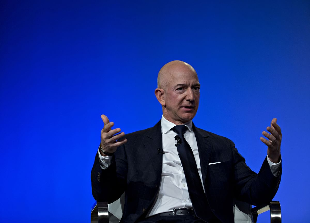 Bezos Hack Began With Saudi Goodwill Tour, Intimate Dinner