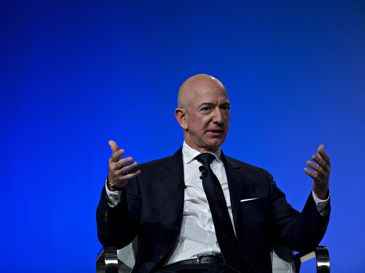 UN Panel Sees Possible Role By Saudi Prince In Bezos Hack