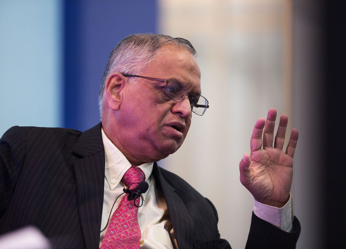 Only Reasonable Income Jobs Can Help Curb Inequality In India: Narayana Murthy