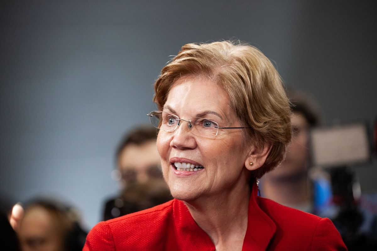 Warren Reassures Supporters Campaign Can Last Past Super Tuesday