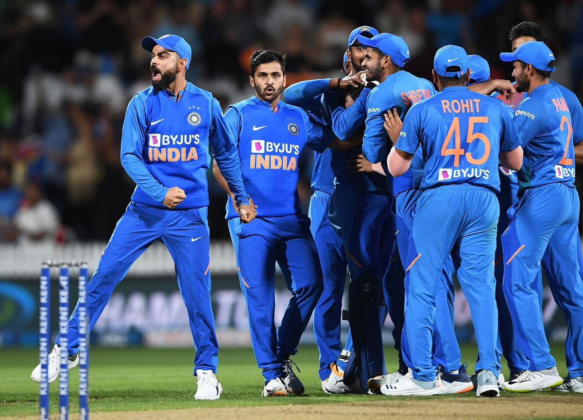 India Beat New Zealand To Take Unassailable Lead In T20 International Series