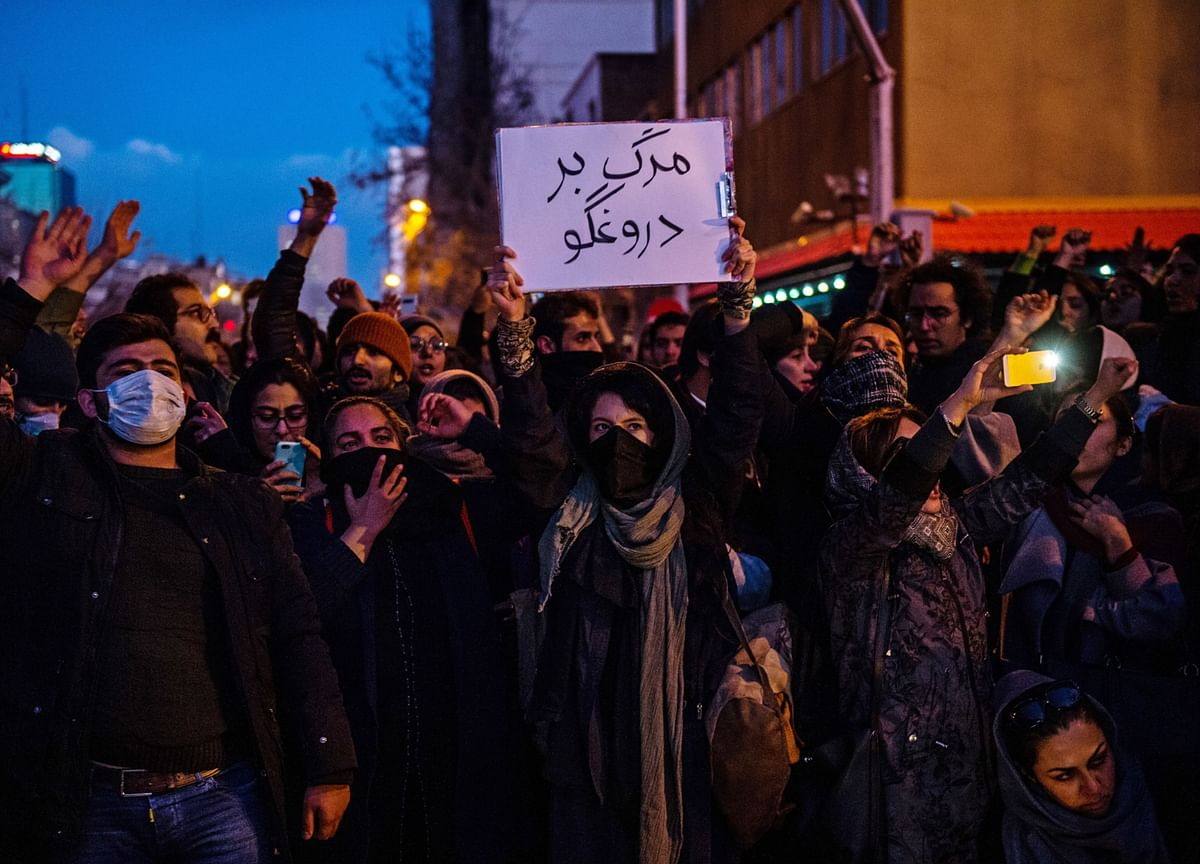Will Iran Protests Put Leadership at Risk?