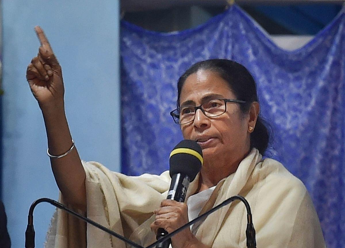 Will Boycott Opposition Meeting Convened By Sonia Gandhi: Mamata Banerjee