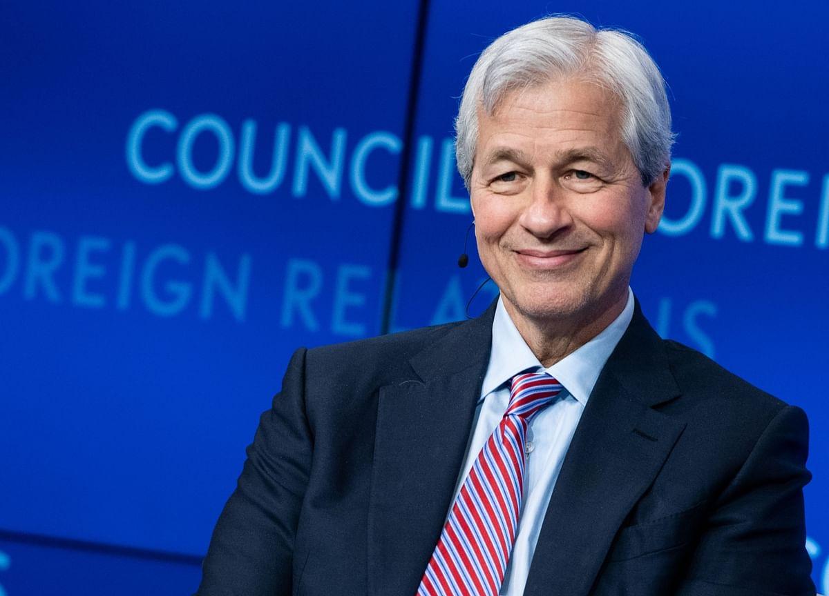 JPMorgan Trading Surge Helps Fuel Most Profitable Year Ever