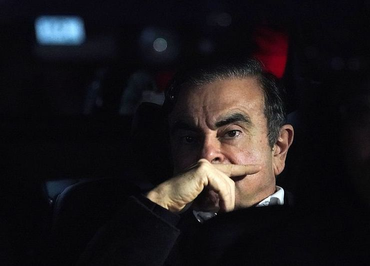 Ghosn Escaped Same Day Close Surveillance Ended, Sankei Says