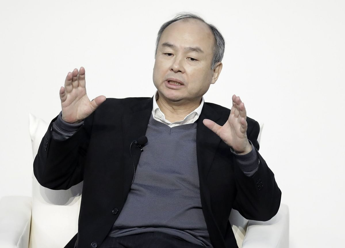 Masayoshi Son Is No Angel. He Might Want to Give It a Try