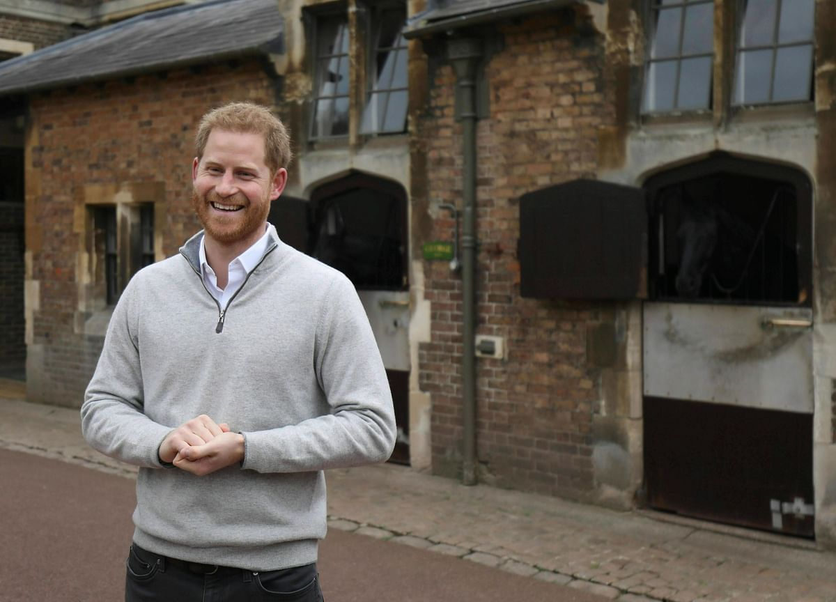 Prince Harry Could Command Hundreds of Thousands If He Tries Lecture Circuit