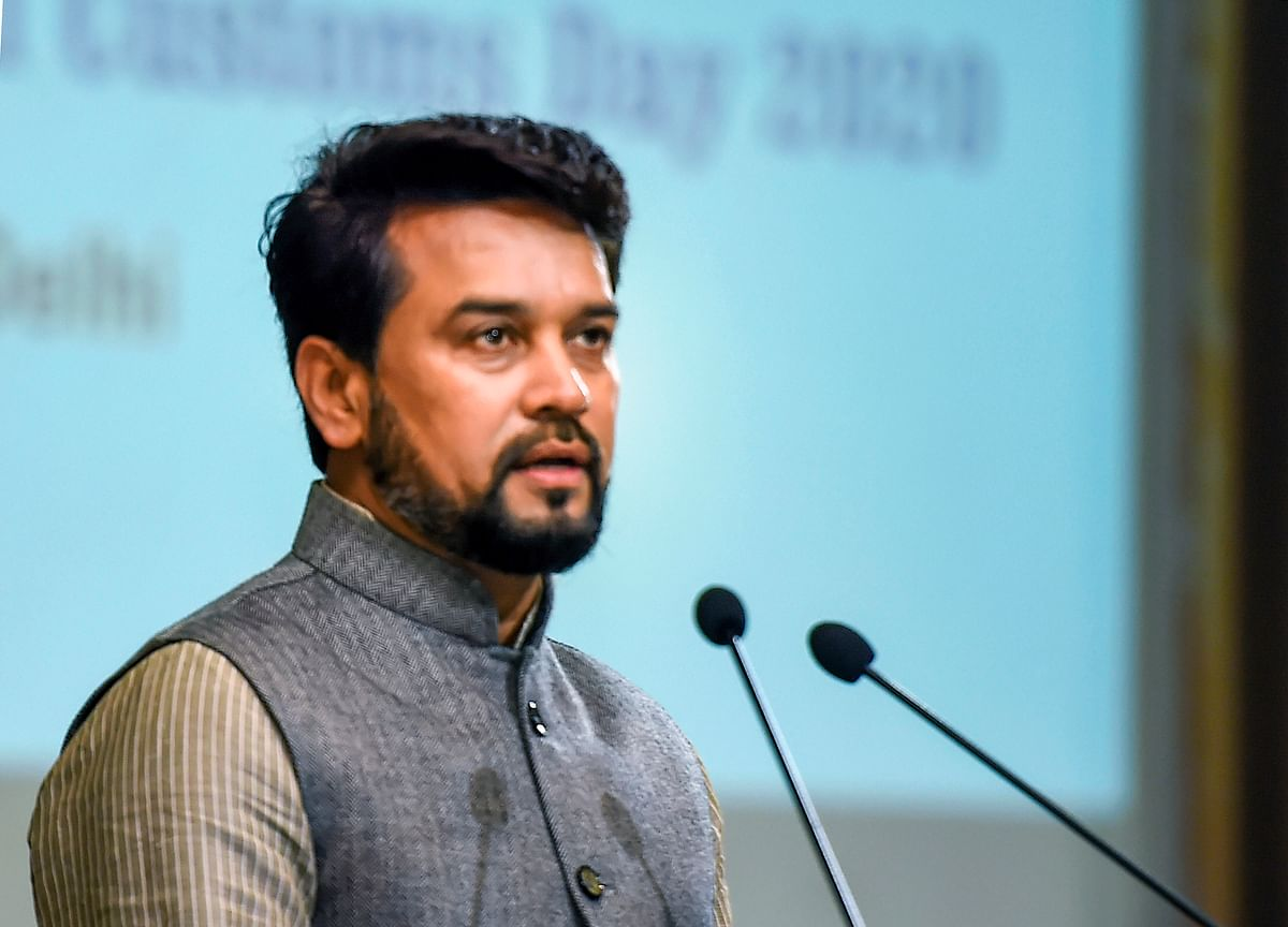 Campaign Ban On Union Minister Anurag Thakur, BJP MP Parvesh Verma For Controversial Remarks