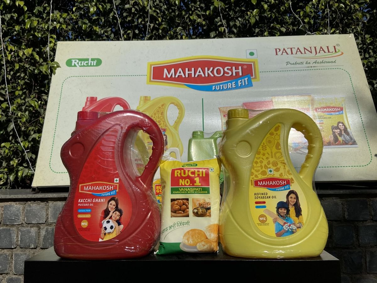 Here's How Patanjali's Business Fared In Pandemic-Hit Fiscal