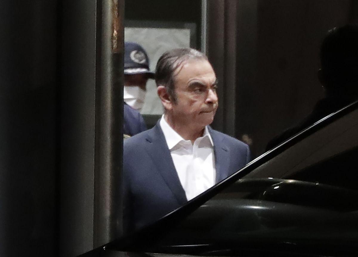 Nissan's Shock Turns to Dread as Ghosn Readies Media Blitz