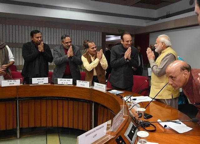 Budget Session: PM Modi Hopeful Of Good Debates In Parliament Over Economy
