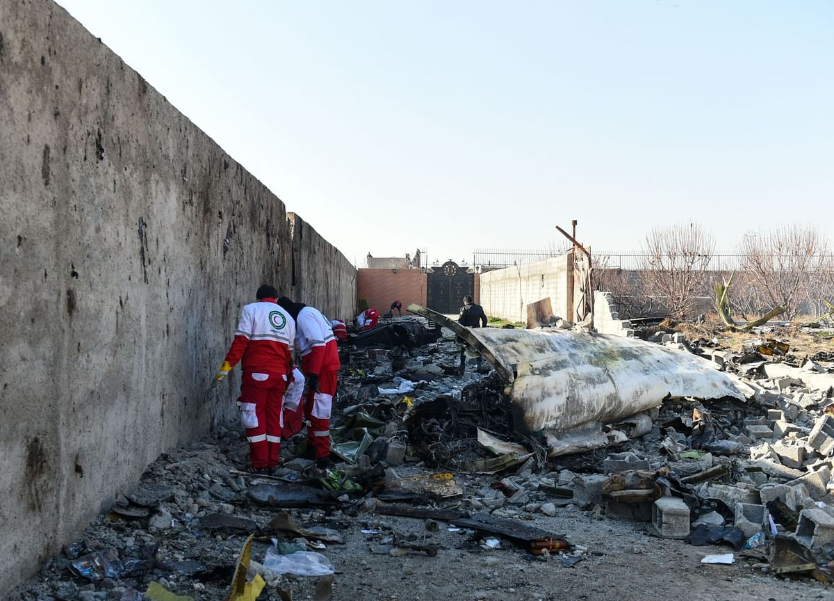 Iran Makes Arrests Over Jet Disaster and Vows Full Investigation