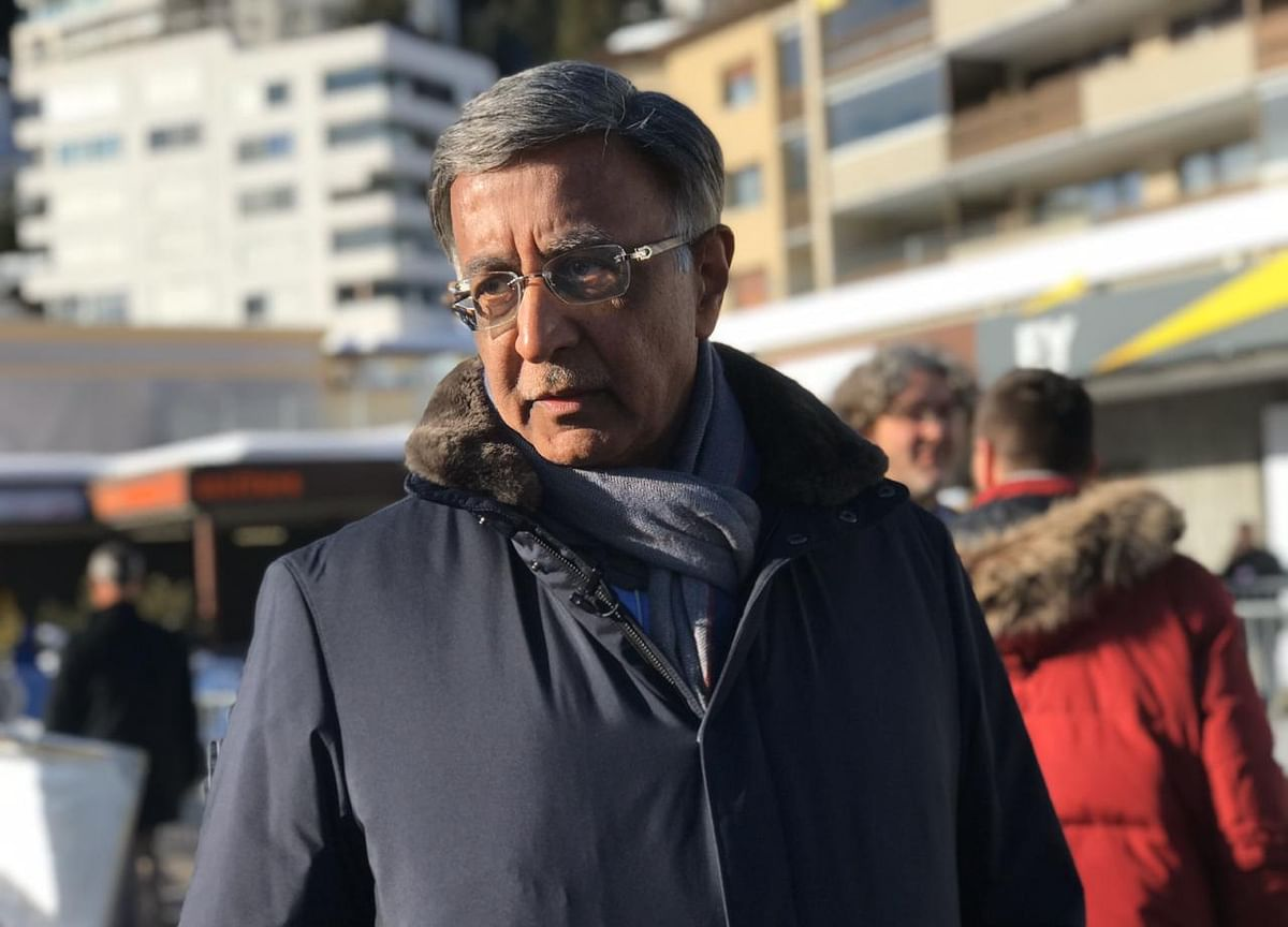 Davos 2020: Why Baba Kalyani Thinks The Worst Is Over For The Auto Sector