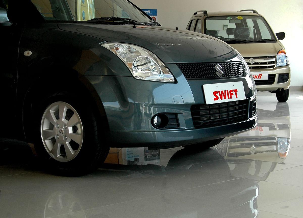 Maruti Suzuki's  Production Up 7.88% In December