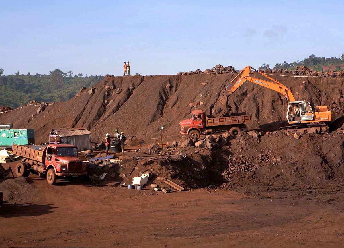 Supreme Court Allows JSPL To Sell Iron Ore Inventory From Sarda Mines In Odisha