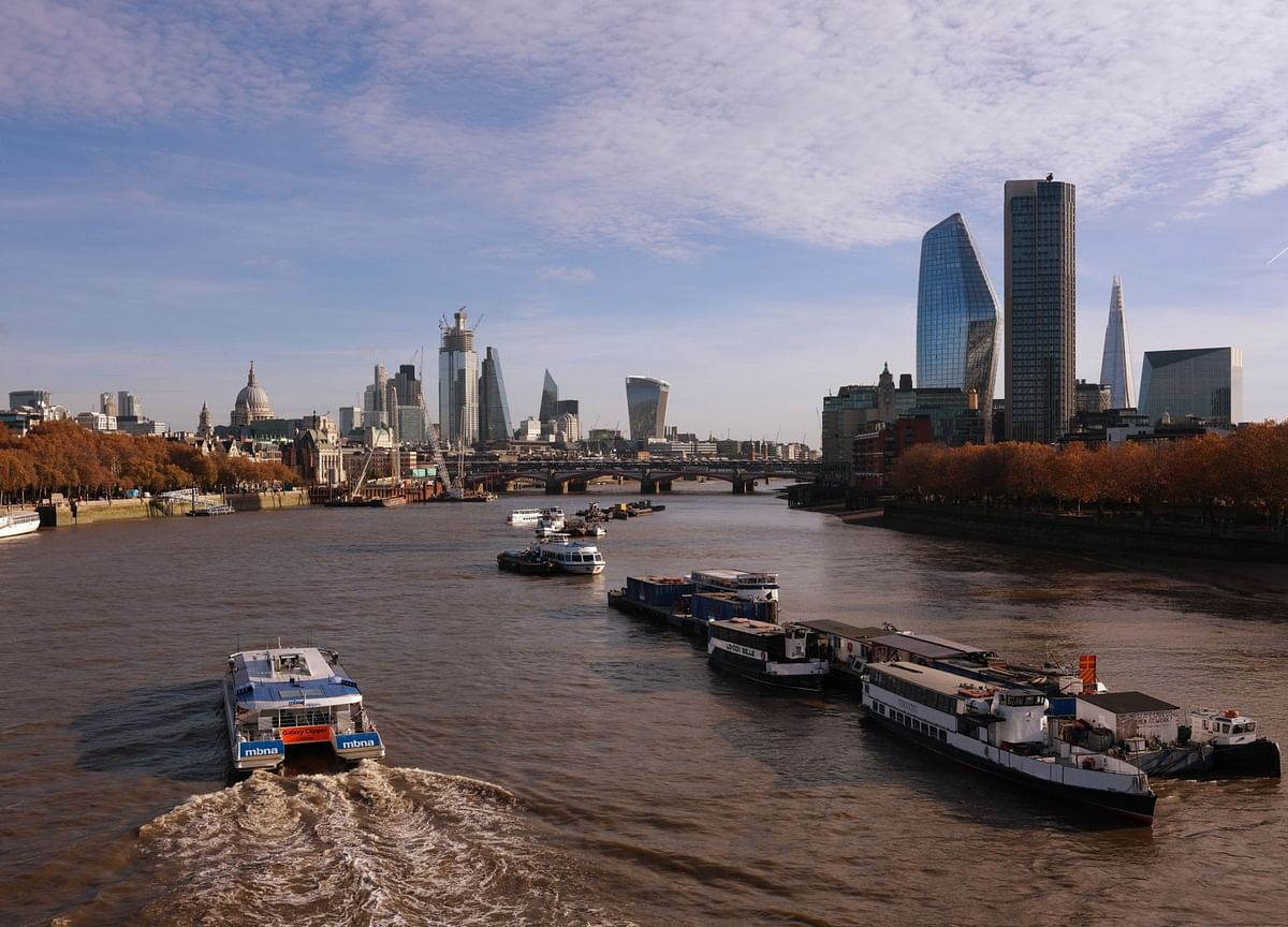 City of London Wants Regulators' Help Competing After Brexit